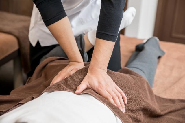 痛みの原因から改善する施術と再発防止のアドバイスを行います