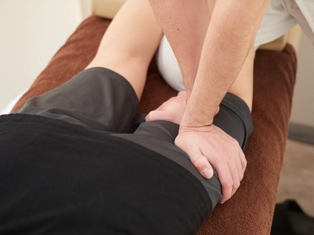 血流の良くなる施術で症状を改善します
